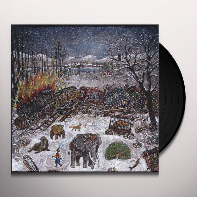 Mewithoutyou TEN STORIES Vinyl Record