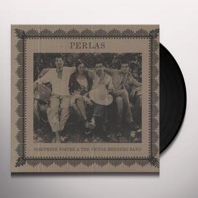 Josephine Foster & Victor Herrero PERLAS Vinyl Record