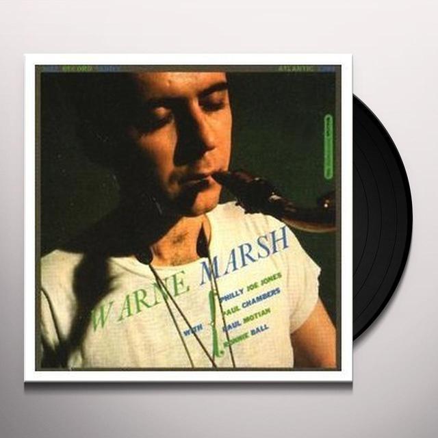 WARNE MARSH Vinyl Record