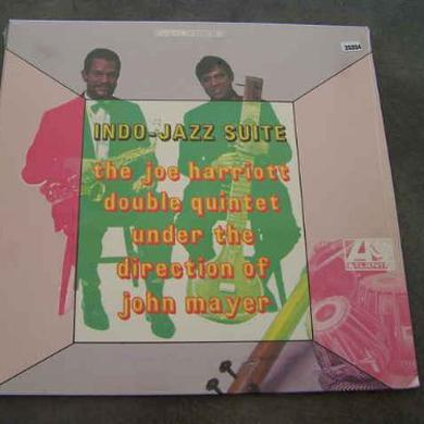 Joe Harriot INDO JAZZ SUITE Vinyl Record