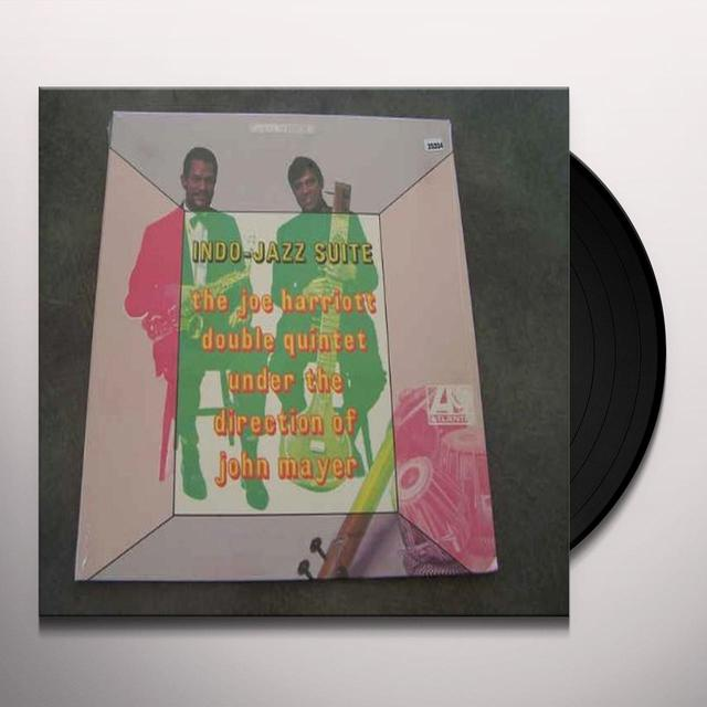 Joe Harriot INDO JAZZ SUITE Vinyl Record