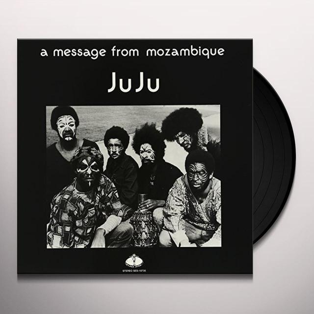 Juju MESSAGE FROM MOZAMBIQE Vinyl Record