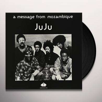 Juju MESSAGE FROM MOZAMBIQE Vinyl Record