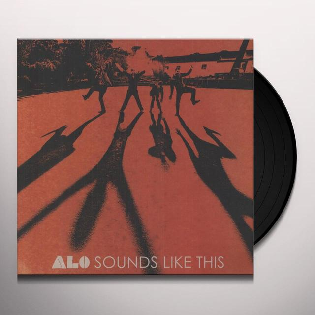 Alo SOUNDS LIKE THIS Vinyl Record