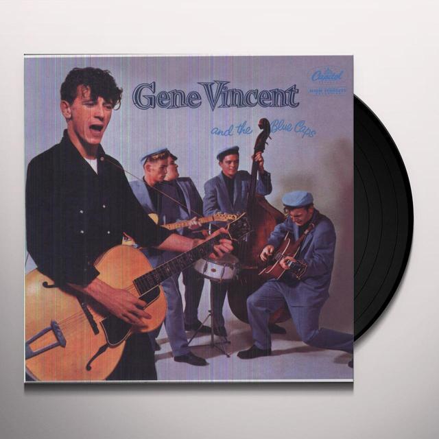 GENE VINCENT Vinyl Record
