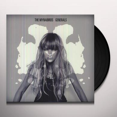 The Mynabirds GENERALS Vinyl Record