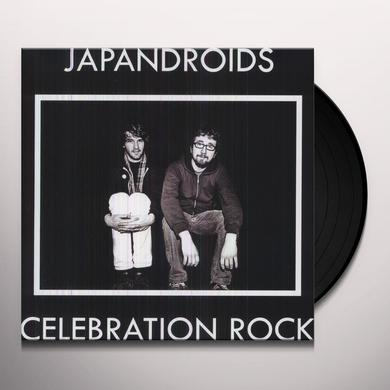 Japandroids CELEBRATION ROCK Vinyl Record