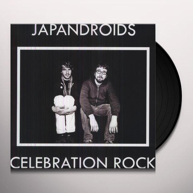 Japandroids CELEBRATION ROCK Vinyl Record - 180 Gram Pressing, MP3 Download Included
