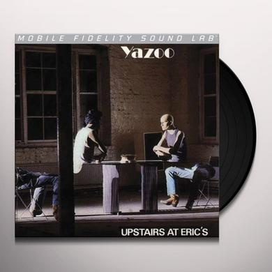 Yaz UPSTAIRS AT ERIC'S Vinyl Record - Limited Edition
