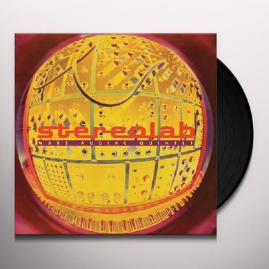 Stereolab MARS AUDIAC QUINTET Vinyl Record - Reissue