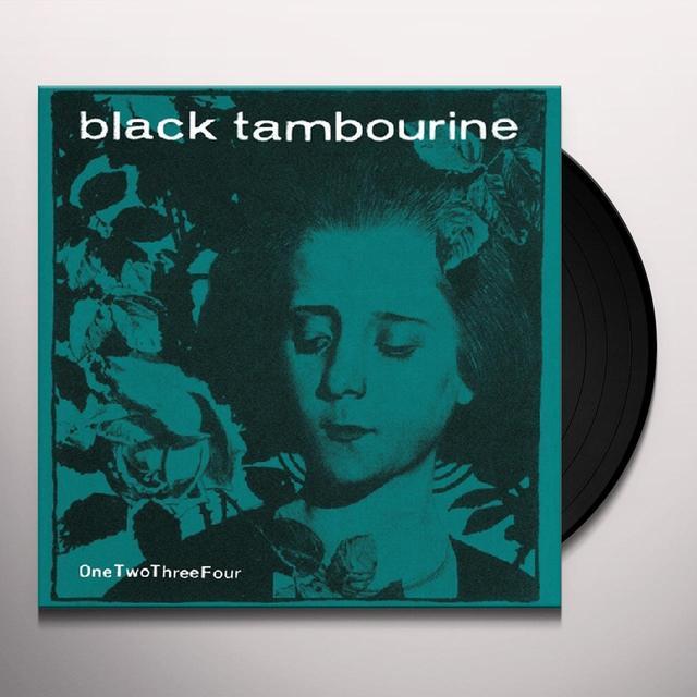 Black Tambourine ONETWOTHREEFOUR Vinyl Record
