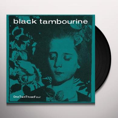 Black Tambourine ONETWOTHREEFOUR (EP) Vinyl Record