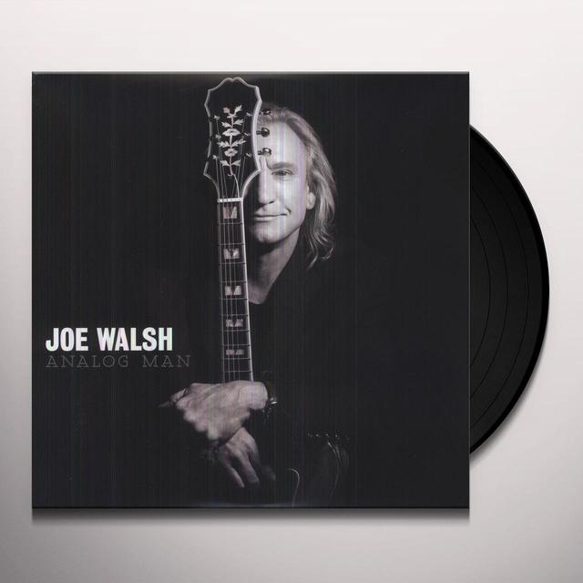 Joe Walsh ANALOG MAN Vinyl Record