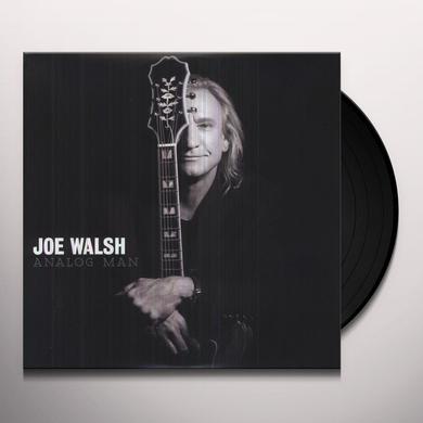 Joe Walsh ANALOG MAN Vinyl Record
