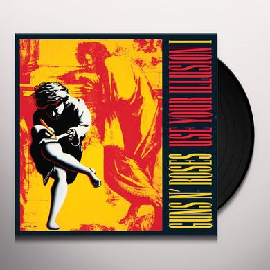 Guns N' Roses USE YOUR ILLUSION 1 Vinyl Record