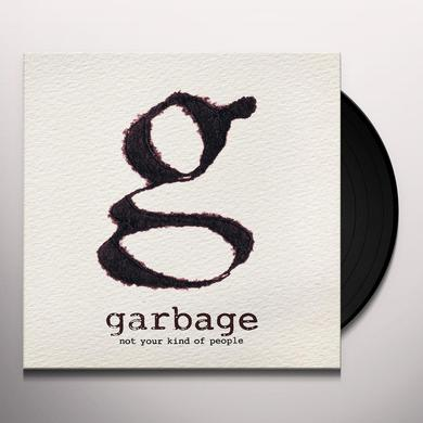 Garbage NOT YOUR KIND OF PEOPLE (Vinyl)