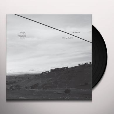 Alan Lamb / Garry Bradbury / David Burraston WIRED OPEN DAY 2009 Vinyl Record