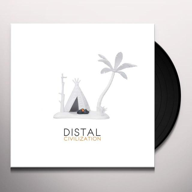 Distal CIVILIZATION Vinyl Record