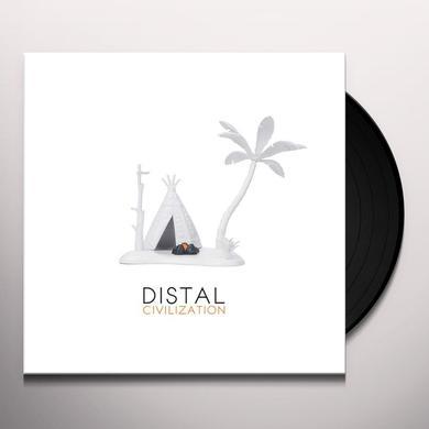 Distal CIVILIZATION Vinyl Record