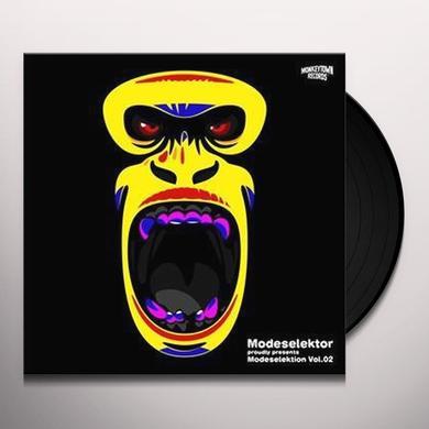 Modeselektor MODESELEKTION 2 Vinyl Record