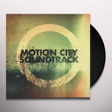 Motion City Soundtrack GO Vinyl Record