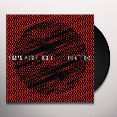 Simian Mobile Disco UNPATTERNS Vinyl Record