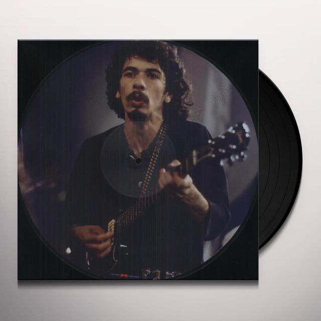 Santana EARLY SAN FRANCISCO YEARS Vinyl Record