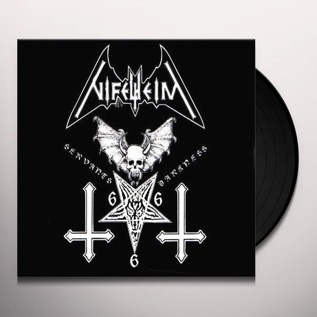 Nifelheim SERVANTS OF DARKNESS Vinyl Record - 180 Gram Pressing