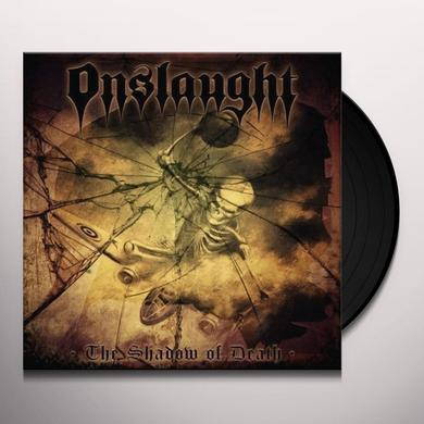 Onslaught SHADOW OF DEATH Vinyl Record - 180 Gram Pressing