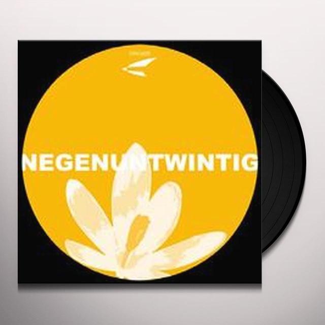 NEGENUNTWINTIG / VARIOUS Vinyl Record