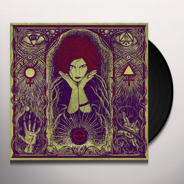 JESS & ANCIENT ONES Vinyl Record