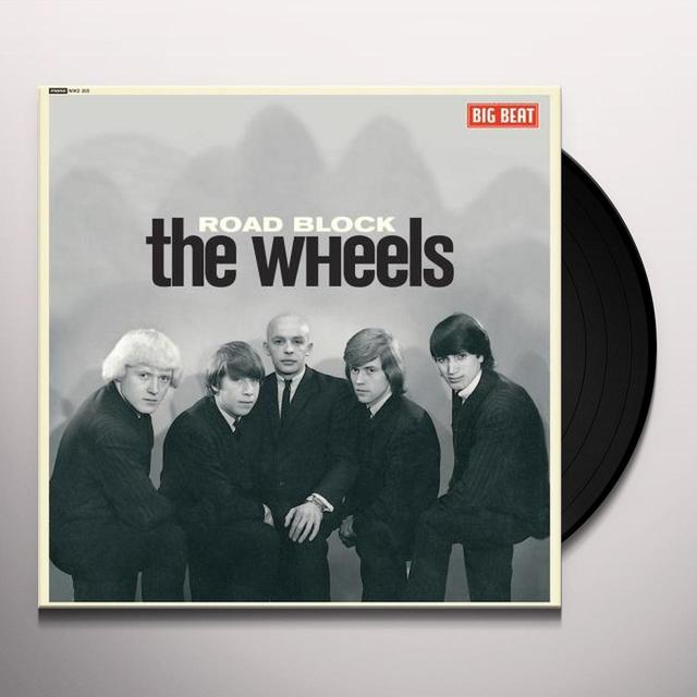 Wheels ROAD BLOCK Vinyl Record