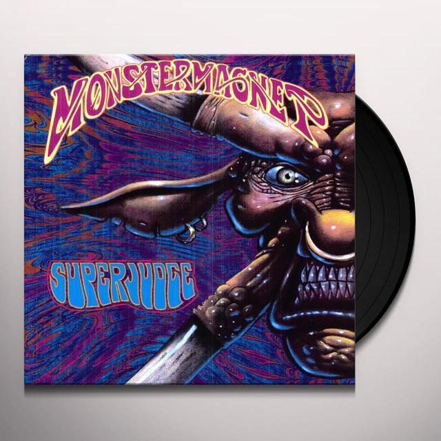 Monster Magnet SUPERJUDGE Vinyl Record - 180 Gram Pressing