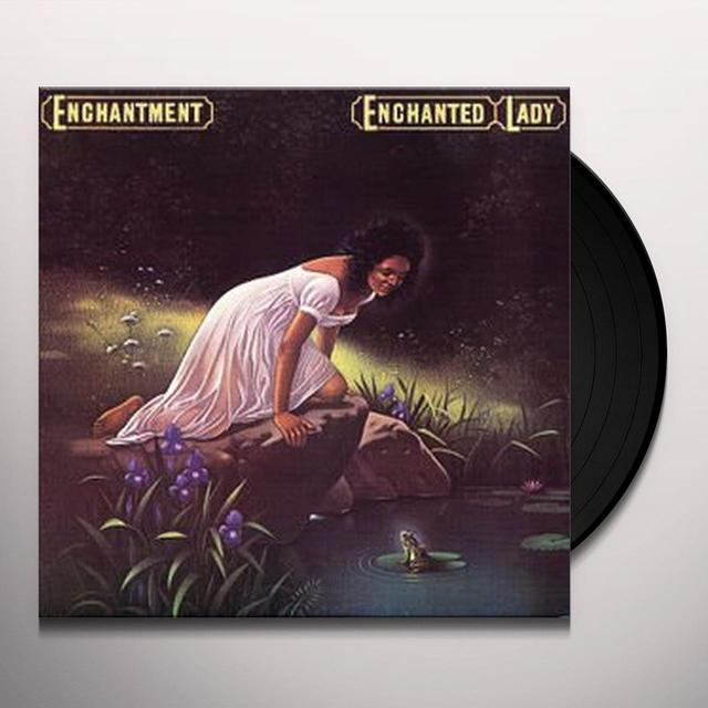 Enchantment ENCHANTED LADY Vinyl Record