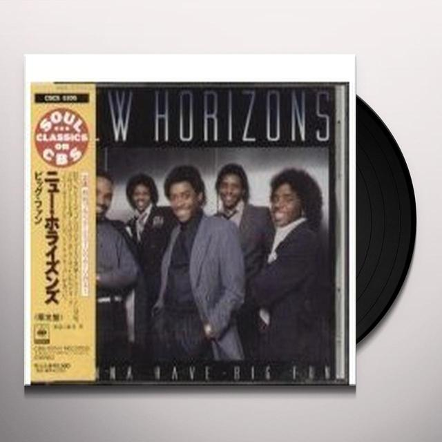 New Horizons GONNA HAVE BIG FUN Vinyl Record