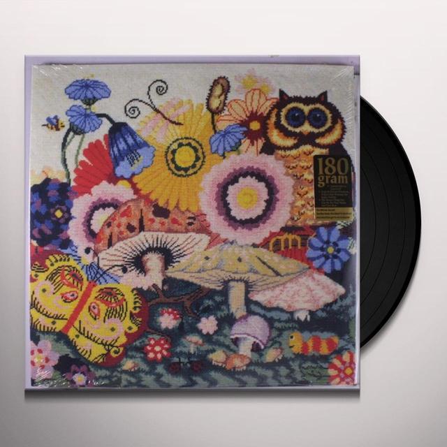Silver Apples GARDEN Vinyl Record