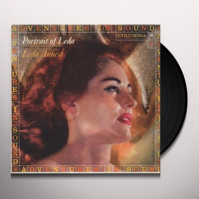 Leda Annest PORTRAIT OF LEDA Vinyl Record