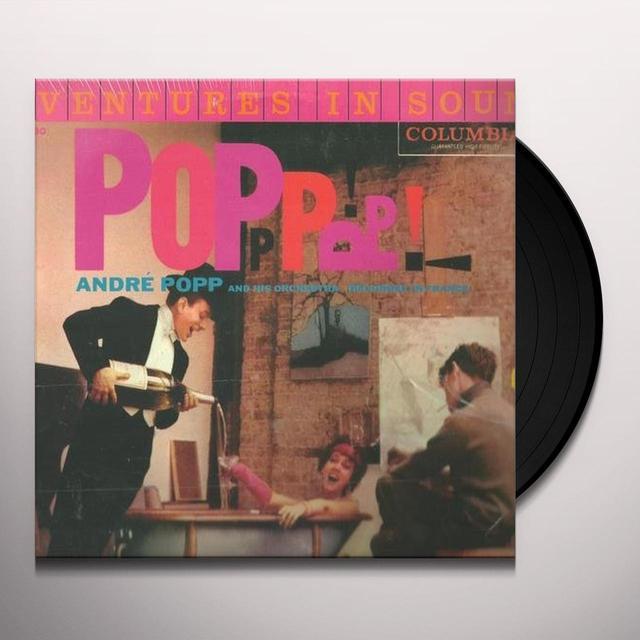 Andre Popp PRESENTING POPP Vinyl Record