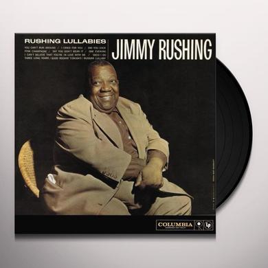Jimmy Rushing RUSHING LULLABIES Vinyl Record