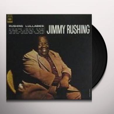 Jimmy Rushing RUSHING LULLABIES Vinyl Record - 180 Gram Pressing