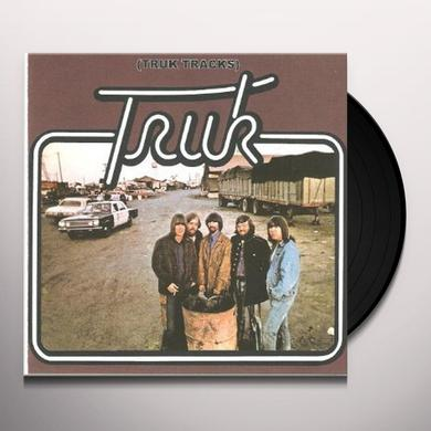 TRUK TRACKS Vinyl Record