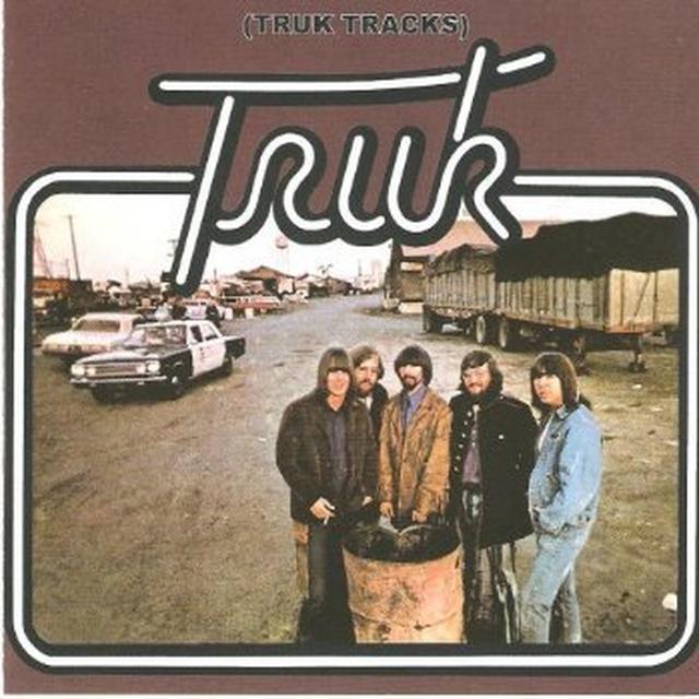 TRUK TRACKS Vinyl Record