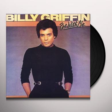 Billy Griffin BE WITH ME Vinyl Record