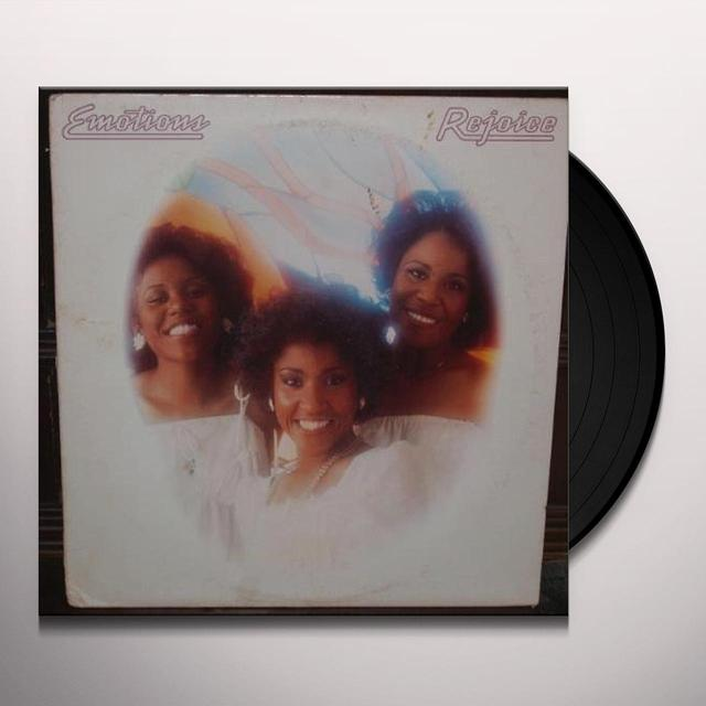 Emotions REJOICE Vinyl Record