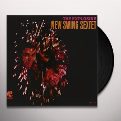 New Swing Sextet EXPLOSIVE NEW SWING Vinyl Record