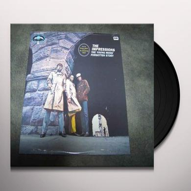 The Impressions YOUNG MOD'S FORGOTTEN STORY Vinyl Record