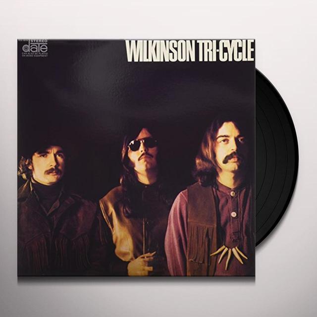 Wilkinson Tri-Cycle WILKENSON TRI-CYCLE Vinyl Record