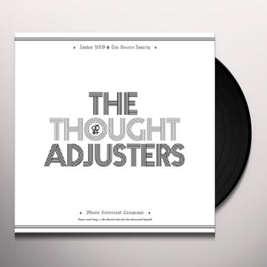 Father Yod & Source Family THOUGHT ADJUSTERS Vinyl Record