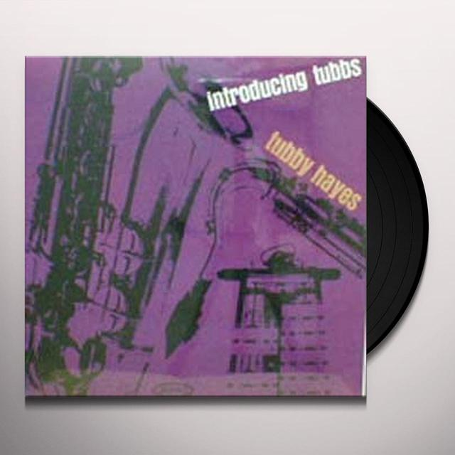 Tubby Hayes INTRODUCING TUBBS Vinyl Record - 180 Gram Pressing