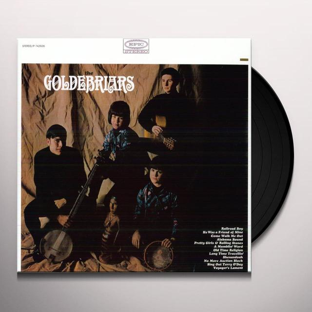 GOLDEBRIARS Vinyl Record - 180 Gram Pressing